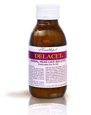 Delacet - All Natural Head Lice Solution - 100ml