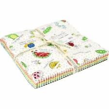 """Kimberbell Designs ~ Lil' Sprout flannel Too! ~ 10"""" x 10"""" Squares ~ 100% Cotton"""