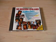 CD canzonette 80er anni: Ireen Sheer Denise Daliah Lavi Roy Black Michael pietra