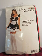 Medium Women's Elegant Moments Chamber Maid Costume
