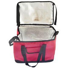 30L Cool Bag con cinturino ICE Raffreddamento Picnic Pizza cibo caldo consegna corriere CAMP