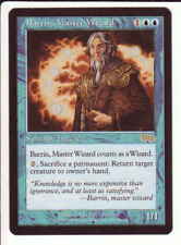 1x Barrin, Master Wizard / Barrin, der Meisterzauberer (Urza's Saga) Rare