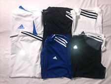 New Adidas Climalite Short Sleeve and Sleeveless Shirts Size Large Lot of 6 Nr