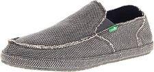 Sanuk Men's Rounder Shoes - Charcoal - 12