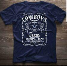 Dallas Cowboys TShirt, Americas Team, Tailgate game day Shirt Jersey, Dak