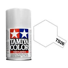 TAMIYA COLOR AIRSPRAY TS-26 PURE WHITE 100ml