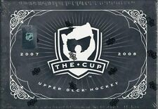 2007-08 (2008) Upper Deck The Cup Hockey 6 Box Factory Sealed Hobby Case