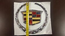 Cadillac CTS large grille emblem 2008,2009,2010,2011,2012,2013