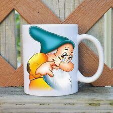 Tazza ceramica MAMMOLO SETTE NANI ceramic mug