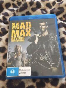 Mad Max - Beyond Thunderdome (Blu-ray, 2013)