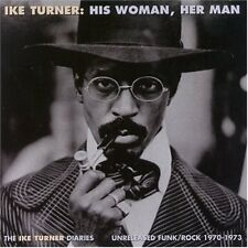 Ike Turner - His Woman, Her Man (2004)  CD  NE/SEALED  SPEEDYPOST