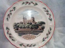 Wedgwood / England, Weihnachtsteller 1984 , 1a erhalten