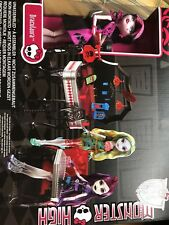 Monster High Draculaura Cafeterroria