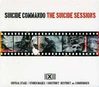 SUICIDE COMMANDO The Suicide Sessions LIMITED 6CD BOX 2011