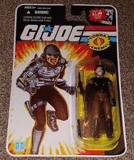 Gi Joe acción Force 2008 serie mercenario Major Bludd cardada Comic Figura