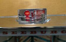 Seeburg 3W100 Wallbox Jukebox Select Glass
