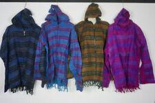 Regular Size Cotton Striped Coats & Jackets for Women