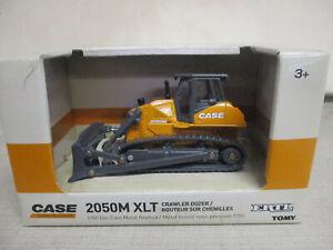 Ertl Case Construction Model 2050M XLT Toy Crawler/Dozer, 1/50 Scale, NIB