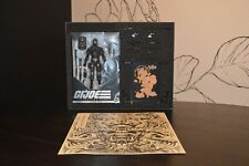 "GI Joe Classified Series Snake Eyes Deluxe 6"" Figure - Hasbro Pulse Exclusive"