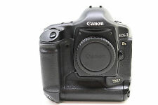 Canon EOS 1Ds Mark II 16.7MP Digital SLR Camera - Black (Body Only) -BB-