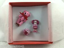 AMELIA THIMBLE Miniature Accessories Doll House Rag Doll Teddy Bear Cupcake NIB