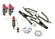 Roll Design Long Travel Arms + Elka Stage 4 Front Rear Shocks TRX700XX TRX 700XX