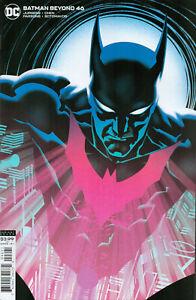 Batman Beyond Nr. 46 (2020), Variant Cover Manapul, Neuware, new