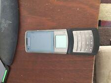 Samsung SGH U900 - Gray (Unlocked) Cellular Phone