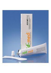 5,02 €/100 ml asid®med Enthaarungscreme 8 Tuben unisex Haare tief entfernen
