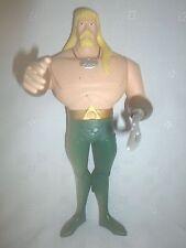 "TM DC Comics Very Rare Action Figure Batman Symbol on Lanyard Heavy Duty 11"""