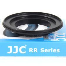 JJC RR-EOS Anillo Adaptador Inversor Macro Objetivos lentes Canon 77mm