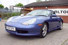 Porsche Boxster 986 DELANTERO borde /Alerón/Separador 1996-2005 - NUEVO
