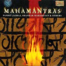 Mahamantras - Spiritual Audio CD By Jasraj, Shankar Mahadeven, & Others