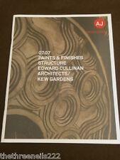 AJ SPECIFICATION - KEW GARDENS - JULY 2007