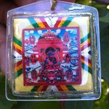 Tibetan Bonpo Mati Healing Protection Pendant