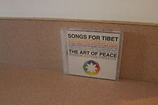 Songs for Tibet The Art of Peace NEW & SEALED 2 CD