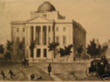 Old City Hall  Historic Postcard,