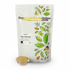 Organic Maca Poudre 1 kg | Acheter Whole Foods En Ligne | Gratuit UK p&p