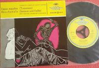 """Camille Saint-Saens / Danse Macabre (Totentanz) / Bacchanale 7"""" Single Vinyl"""