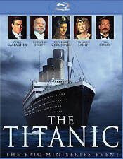 The Titanic - EPIC MINISERIES EVENT (Blu-ray Disc, 2016) - NEW!!
