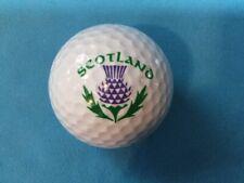 Mint Vintage Logo Golf Ball: Scotland - Spalding