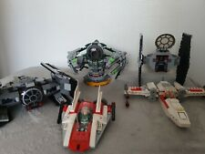 LEGO 8017  Star Wars Vader's TIE Fighter, 75235 star fighter 75247 A wing 2 more