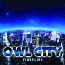 Owl City [Maxi-CD] Fireflies (2009; 2 tracks)