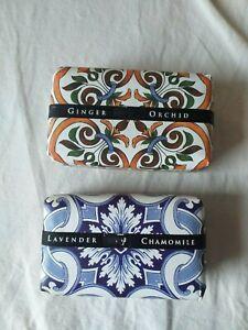 Ginger & Orchid or Lavender & Chamomile Bath Soap 300g Bar