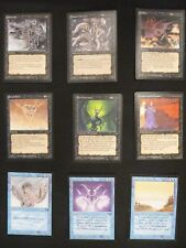 MTG Magic Mega Multilist, Modern, Vintage, Legacy, Commander value Singles #6