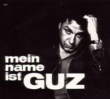 GUZ - MEIN NAME IST GUZ  CD NEU