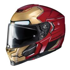 HJC RPHA 70 ST IRONMAN IRON MAN HELMET MOTORCYCLE FULL FACE MD MEDIUM 0101-10493