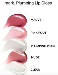 AVON mark. Plumping Lip Gloss Various Colours Brand New/Sealed FREE POST