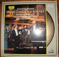 Jonannes Brahms: Piano Concertos Nos.1&2 - K.Zimerman/Wiener Phil./L.Bernstein