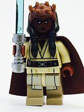 LEGO STAR WARS JEDI AGEN KOLAR 100% LEGO SUPER RARE CUSTOM JEDI MASTER NEW